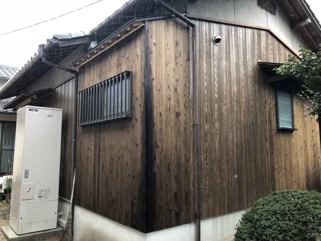 岡山県での増築工事