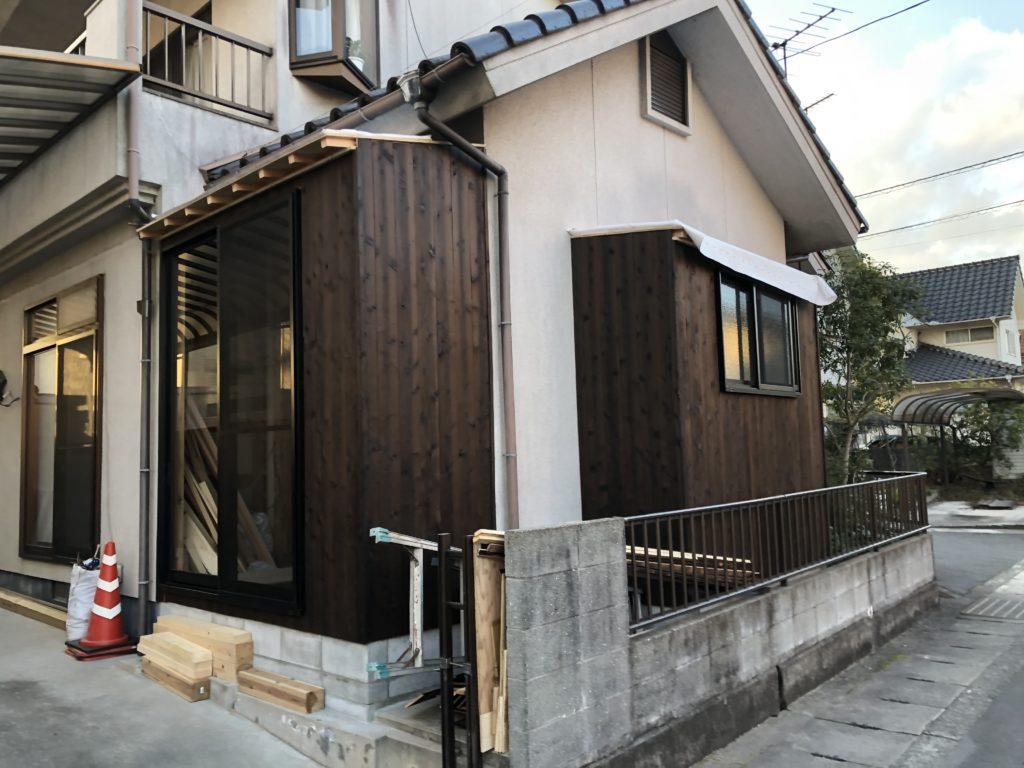 岡山、倉敷、玉野で増改築の専門店