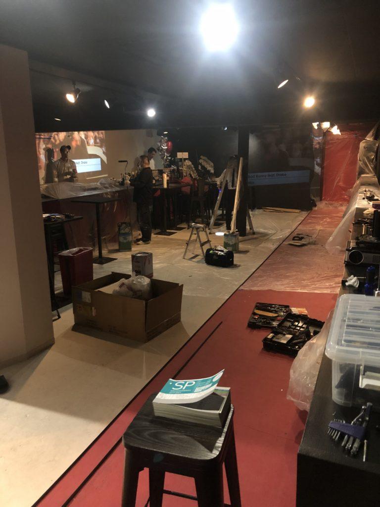 岡山県下で店舗工事の専門