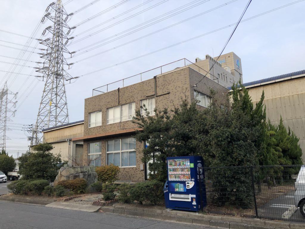 岡山市南区の外構リフォーム施工前