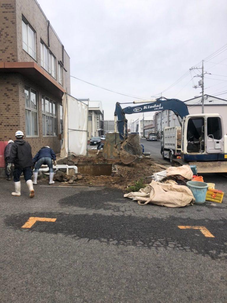 岡山で土木工事の専門店