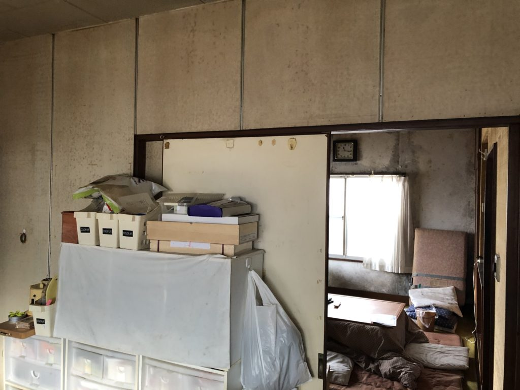 施工前 岡山 キッチン