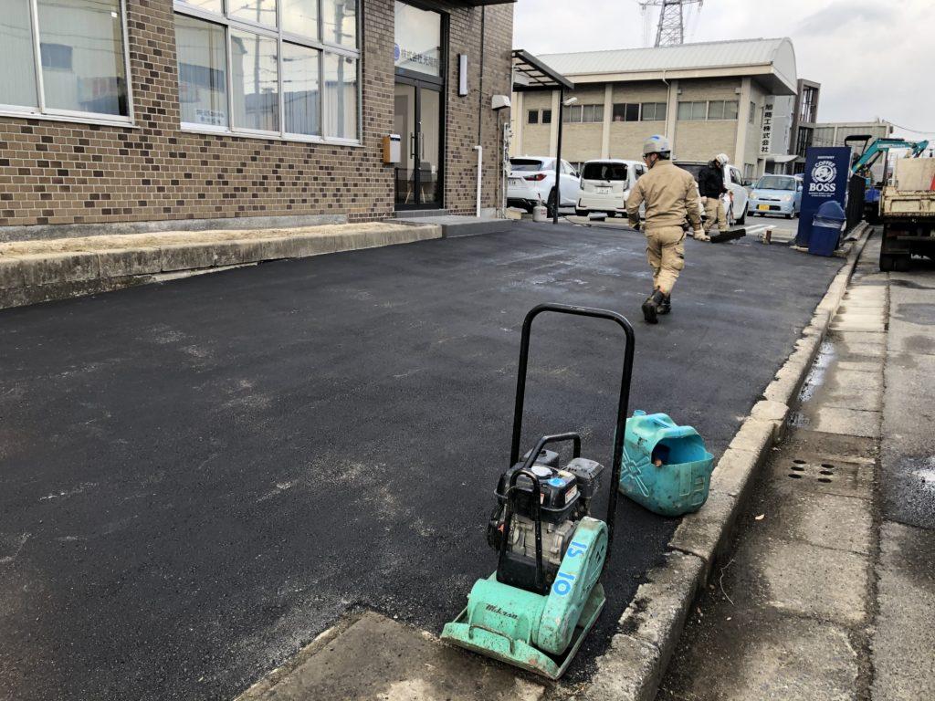 舗装工事ならネストコーポレーション岡山へ