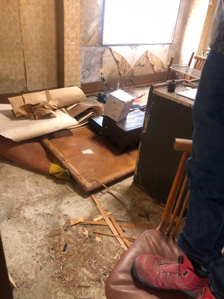 岡山の内装解体