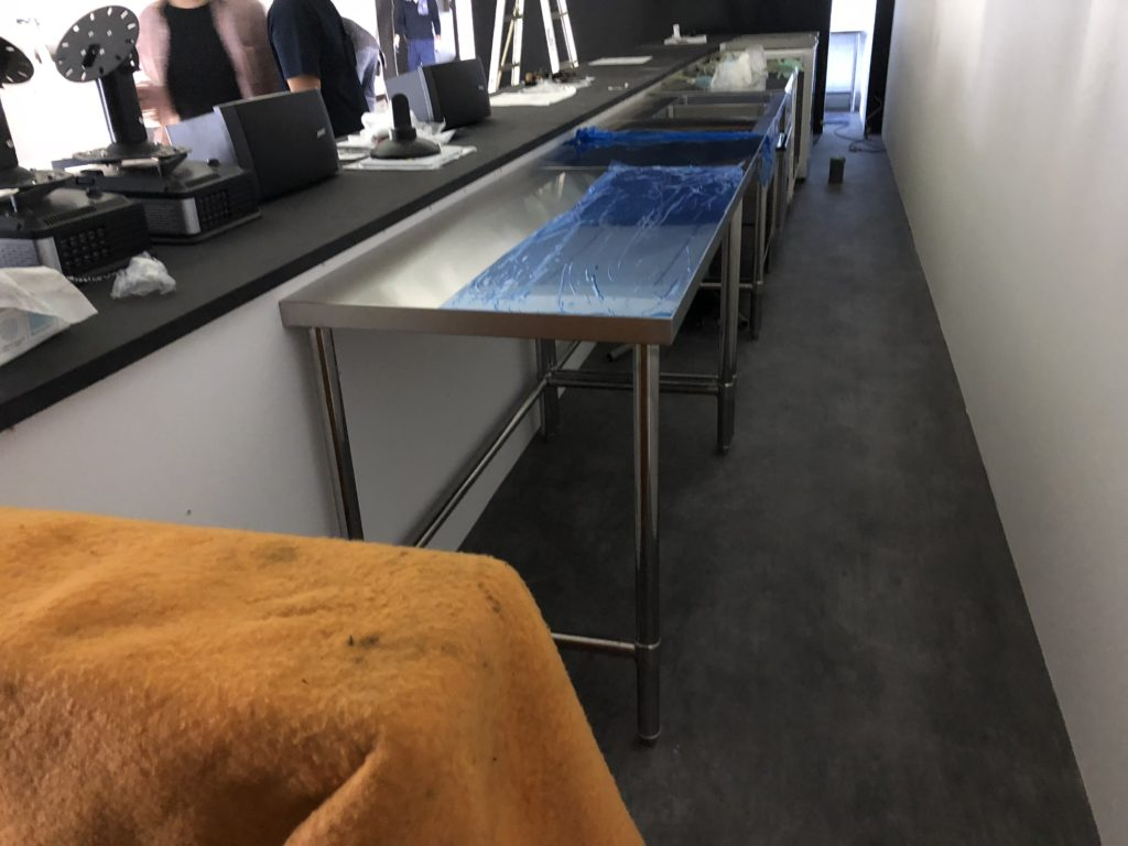岡山で店舗の厨房機器を設置